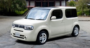 New Nissan Cube Z12 JDM
