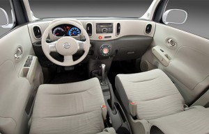 Nissan Cube 2010 USA Interior
