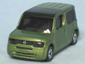Масштабная модель Nissan Cube Z12