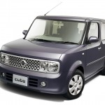 Nissan Cube Music Room Edition