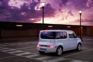 Nissan Cube покидает Европу