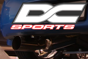 DC Sports SCS Cat-Back Exhaust System